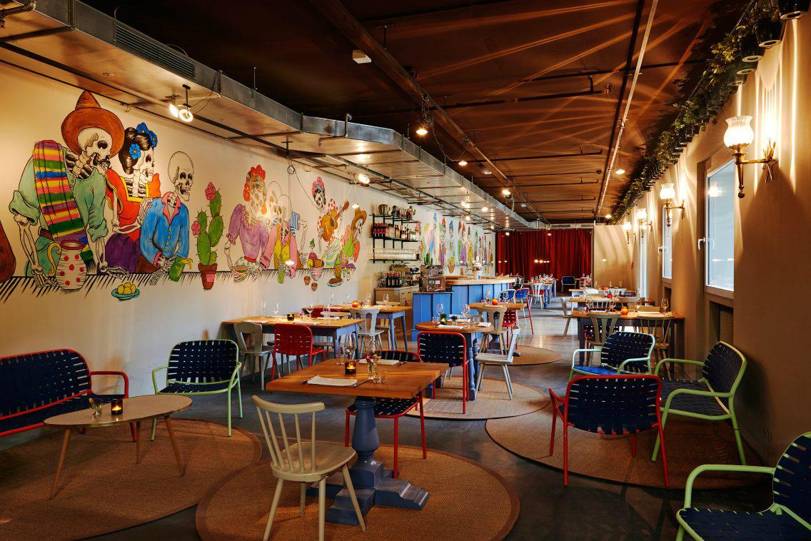 Blitz restaurant Munich